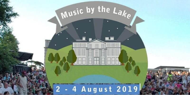 Weldmar announce Music by the Lake