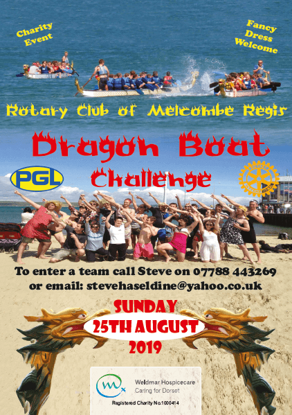 Dragon Boat Challenge and other Weldmar news.