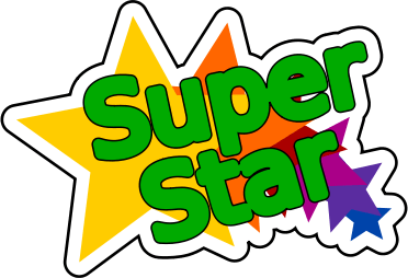 super star - education encouraging words