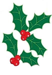 Holly Sprigs HolidayChristmashollyholly2holly