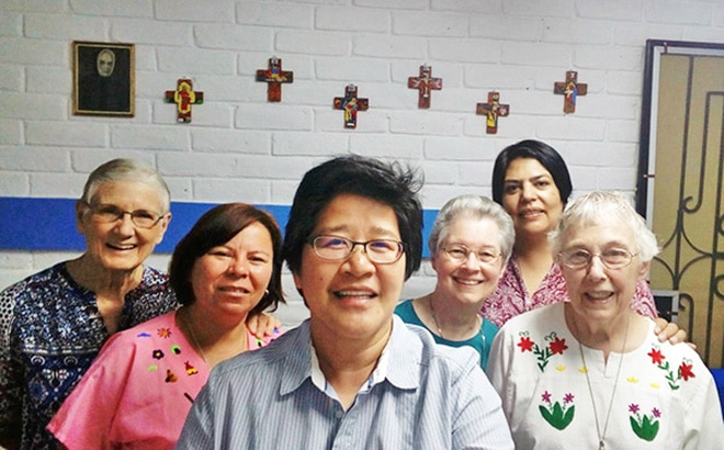 Sisters of Providence in El Salvador