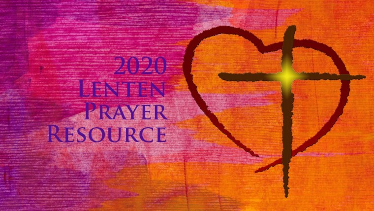2020 Lenten Prayer Resource