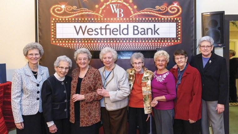 Sister Elizabeth Oleksak honored with Lifetime Achievement Award
