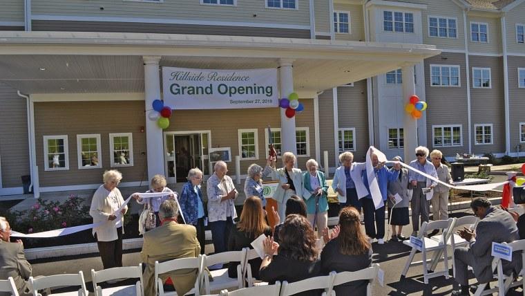 Grand Opening for Sisters of Providence Hillside Residence