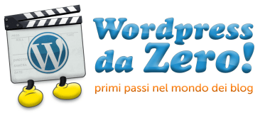 Logo di WordPress da Zero