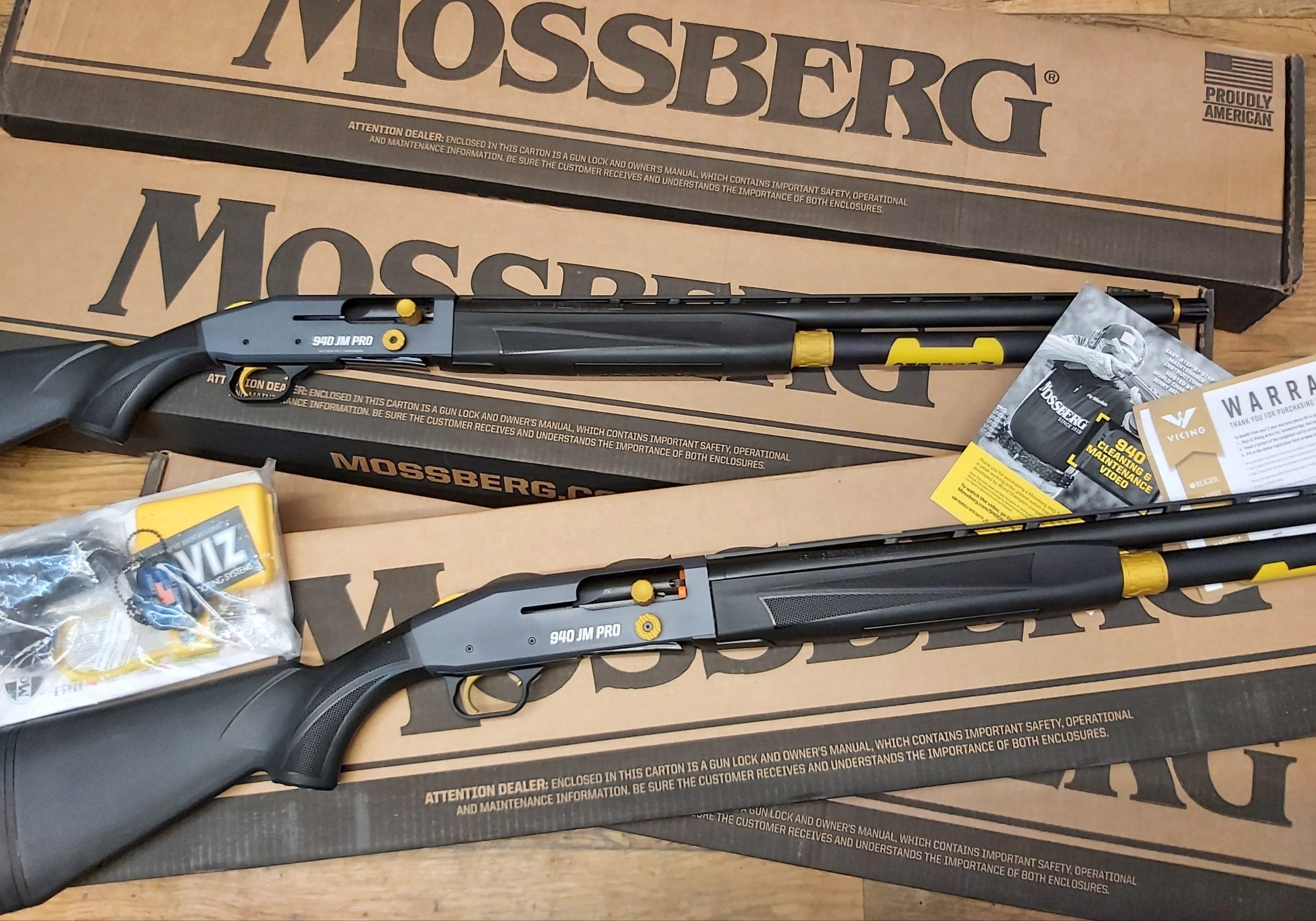 New Mossberg 940 JM Pro For Sale