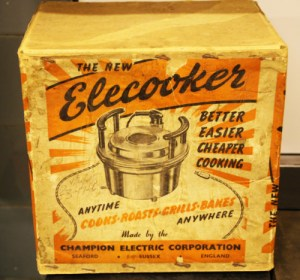 SWEHS000573b.jpg - Date c1950's - Campion Electric Corporation (CRVTC Ltd), Seaford, Sussex ELECOOKER .
