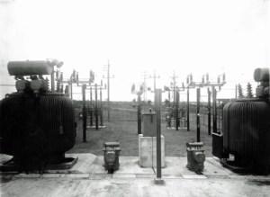 SWEHS 7.1.117.jpg - Date 1938 - Lanner 33/11kV substation Cornwall, Lanner .