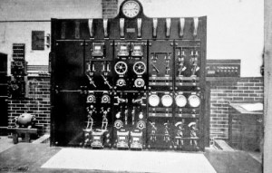 SWEHS 9.0.028.jpg - Date unknown - Ilfracombe generating station. Commenced supply 1903. 500 volt direct current 330kW (1926), Steam. Devon, Ilfracombe .