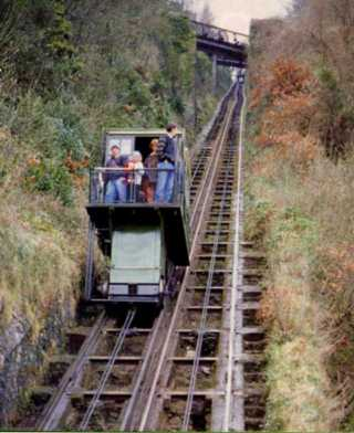 Lynton Lynmouth Lift