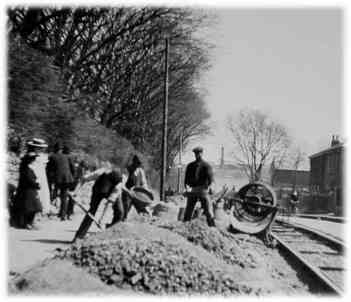 Building Tramway
