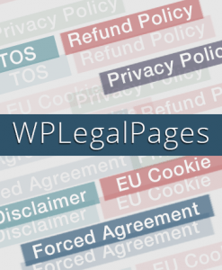 WPLegalPages