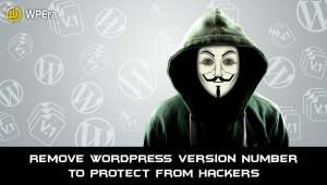 Find and Remove WordPress Version Number to Protect from Hackers