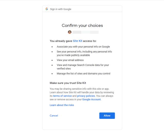 كيفية ربط مجموعة مواقع google وأذونات وحدة التحكم في البحث 3
