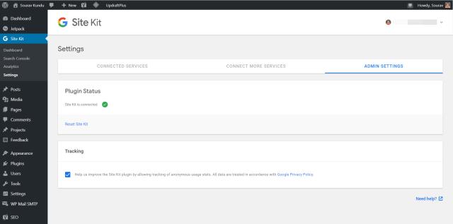 إعداد مجموعة موقع google 3 المسؤول