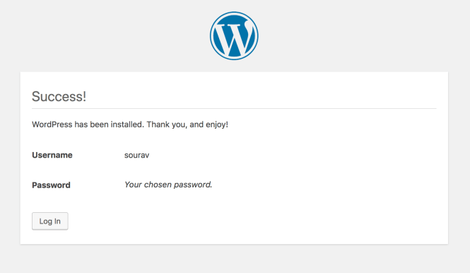 installation de wordpress dans digitalocean