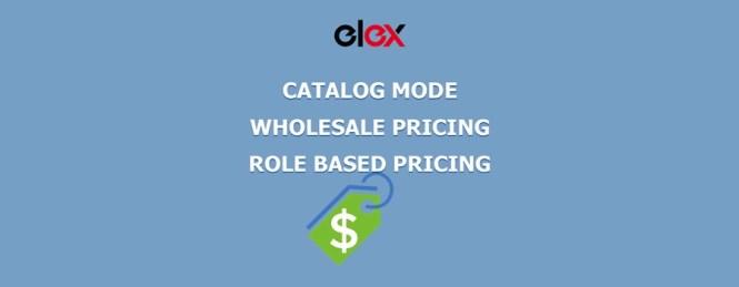 Mode catalogue ELEX WooCommerce