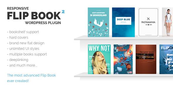 Plugin réactif pour Flipbook