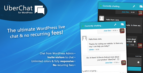 Uber Chat - Plugin WordPress Ultimate Live Chat