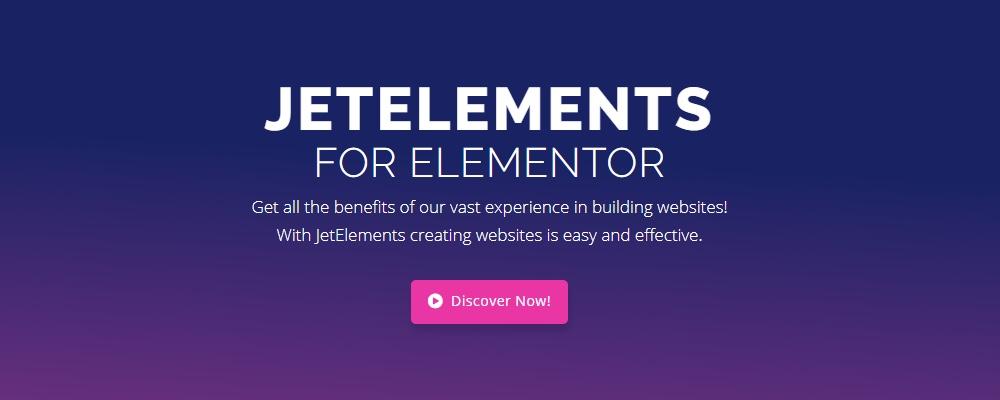 JetElements Аддон для Elementor