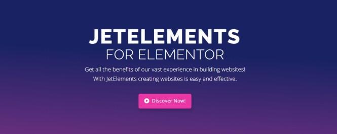 JetElements Addon pour Elementor