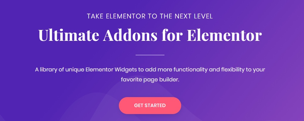 Ultimate Аддоны для Elementor