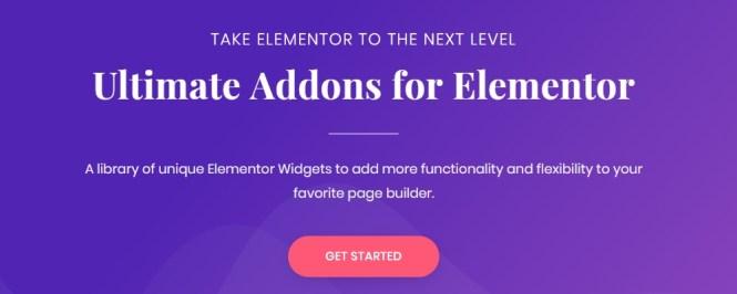 Addons ultimes pour Elementor