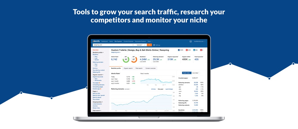 ahrefs SEO Tools & Resources Premium Subscription