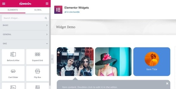 All in One Widgets for Elementor