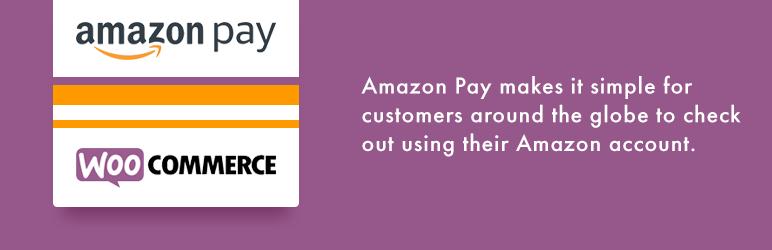 Amazon Pay от WooCommerce