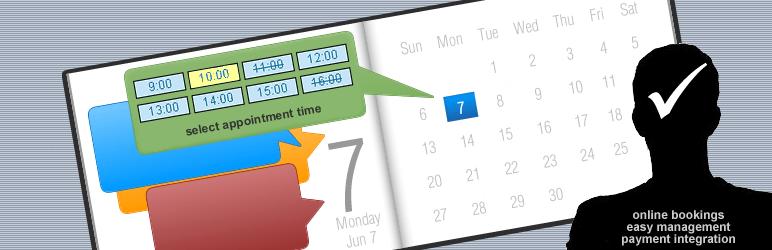 Appointment Booking Calendar Free WordPress Plugin
