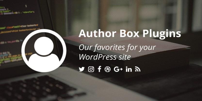 The Best of WordPress Author Box Plugins (Free & Premium)
