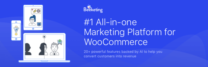 Beeketing WooCommerce Marketing Automation Plugin gratuito de WordPress