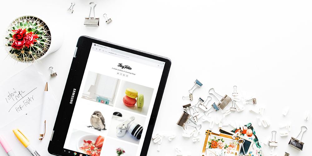 The Best Portfolio WordPress Themes