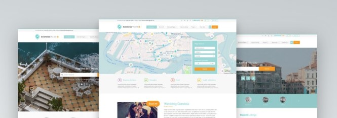 Moteur de recherche: Répertoire de thèmes WordPress