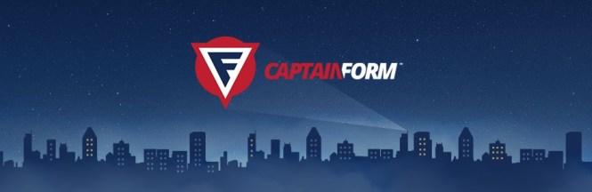 Générateur de formulaire CaptainForm