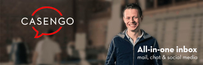 Casengo Live Chat Widget Plugin WordPress gratuit