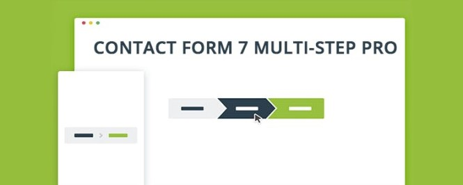 Formulaire de contact Seven 7 Multi-Step Pro Extension