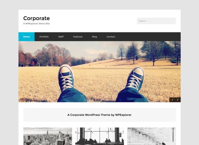 Thème WordPress gratuit pour les entreprises