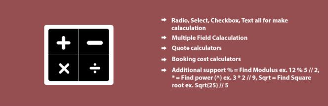 Calculer le formulaire de contact 7 Calculateur de prix gratuit