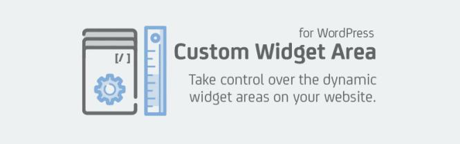 Zones de widgets personnalisés pour WordPress