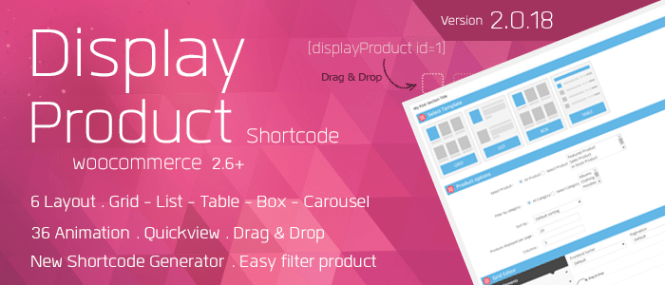 Produit d'affichage Multi-Layout pour WooCommerce Premium WordPress Plugin
