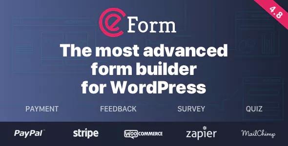 Formulaire électronique - WordPress Form Builder