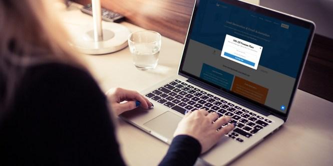 Améliorez l'engagement et évitez les prospects perdus avec les plugins contextuels de sortie WordPress