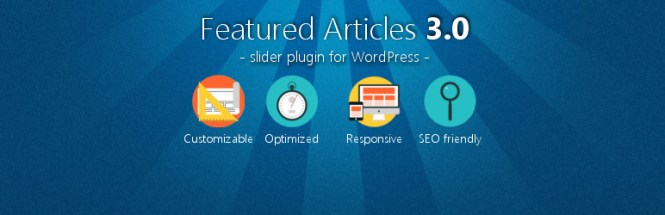Plugin WordPress gratuit FA Lite Responsive Slider