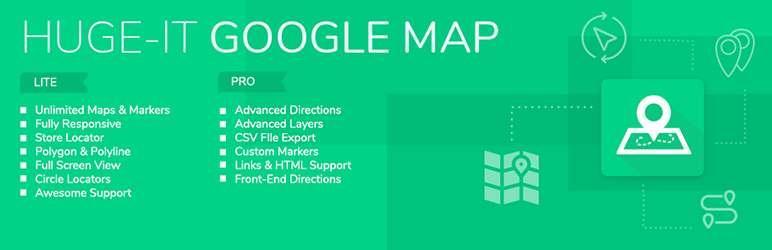 Best Mapping Plugins: Google Maps Builder Free Plugin