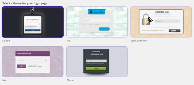 Masquer les options de style WordPress de mon site