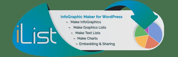 Creador de infografías - iList