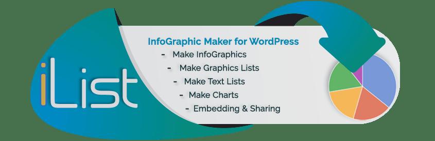 Создатель инфографики - iList