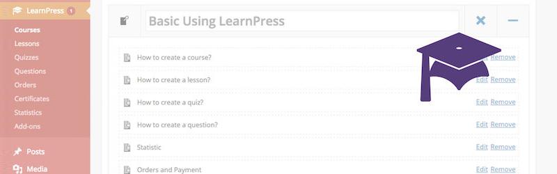 LearnPress Плагин WordPress LMS